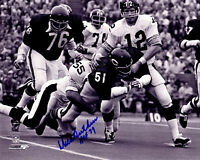 Dick Butkus Autographed Signed 8x10 Photo Bears HOF REPRINT