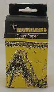 "Humminbird Sonar Chart Graph Paper 4"" 2619"