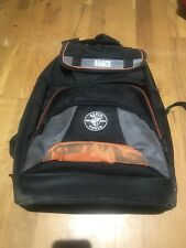 Klein Tools Tradesman Pro 17.5 in. Tool Gear Back Pack Used