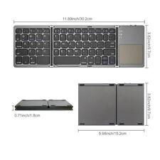 Foldable Mini Keyboard for Laptops Notebook Flexible Keypads Device
