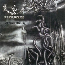 AKERBELTZ - Therion Rising (CD Cogumelo Records CG0039) (NEW) Blackened Thrash