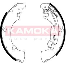 Bremsbackensatz - Kamoka JQ202059