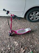 Razor E100 Electric Motorized 24v Scooter Pink 13111261