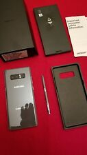 Samsung Galaxy Note8 SM-N950U - 64GB - Orchid Gray (Verizon) for parts bad imei