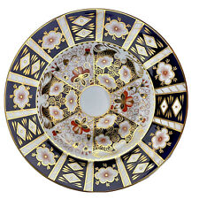 """Gorgeous Royal Crown Derby Traditional Imari 10.5"""" Display Cabinet Dinner Plate"""