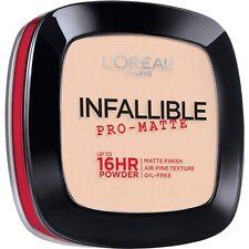 LOREAL Infallible Pro Matte 16Hr Powder Porcelain 100 NEW