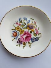 Royal Worcester Pin/Trinket/Butter dish in Bournemouth pattern