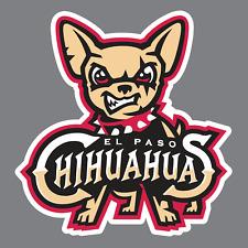 El Paso Chihuahuas Vinyl Sticker/Decal *MiLB *Triple-A *Minor *Baseball *Farm
