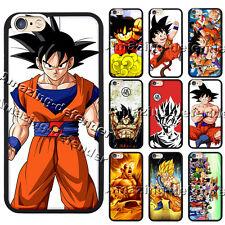 Dragon Ball Z Super Saiyan Son Goku teléfono caso ajuste Para iPhone & Samsung Cubierta