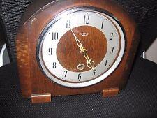 VINTAGE Smiths Enfield orologio per ricambi e riparazioni con chiave originale