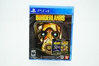 Borderlands The Handsome Collection: Playstation 4 [Brand New] PS4