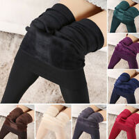 Women Winter Velvet Thick Thin Stocking Warm Tights Pantyhose Slim Stretch Socks