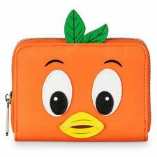 Disney Parks Loungefly Florida Orange Bird Wallet Zip Around Adventureland WDW