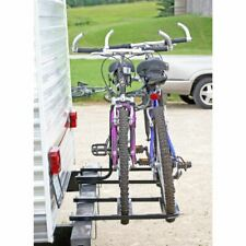 Rv Camper Trailer Bumper Bike Rack 1-2 Bicycles Travel Exterior Recreation