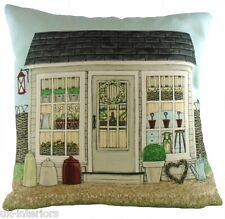 """17"""" Garden Room Sally Swannell Cushion Evans Lichfield DPA388 43cm"""
