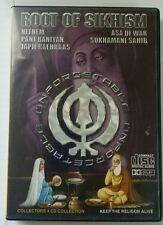 Root of Sikhism 4-Cd Set Kirtan