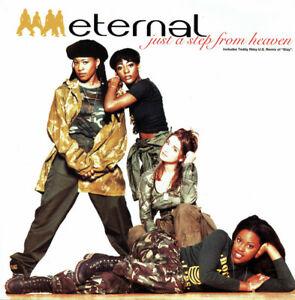 "2nd Hand Vinyl - 7"" - Eternal – Just A Step From Heaven"
