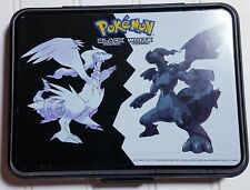 Pokemon Black White Hard Carry Case Kit for Nintendo DS Handheld Game System