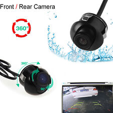 CCD Car Front Side Reverse Camera Kits Rear View Parking Cam Night Vision