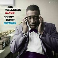 Basie- Count & Williams- Joe	Joe Williams Sings- Basie Swings (New Vinyl)
