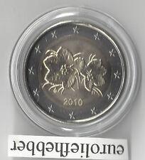 Finland   2  Euro 2010   Normale 2 euro  UNC in CAPSULE
