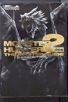 JAPAN Monster Hunter 2 dos The Master Guide Book