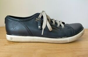 Colorado Women's Sneakers Size 38 / 7 Navy Blue Lace Up  Casual