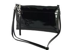 Divine Faux Patent Clutch/Shoulder/Crossbody/Wristlet Bag Wedding Prom bag Large