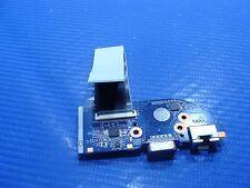 "System76 Lemur Lemu 6 14.1"" Genuine Laptop LAN Card Reder Board w/ Cable"