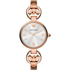 Emporio ARMANI Watch AR1773 Ladie`s Rose Gold Gianni