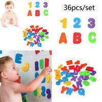 Puzzle Badespielzeug Alphabet Schreiben Spielzeug zum Baden Alphanumerisch