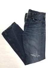 Vintage LVC BIG E Levi's 501XX 34L 34W Selvedge Jeans, EUC, Reproduction