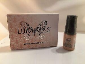 New Luminess Air/Stream Airbrush Makeup Silk Shade 3 Foundation .25oz Free Ship
