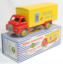 1955 DINKY #923 BIG BEDFORD, HEINZ (BEAN CAN) EXC W/ EXC+ BOX