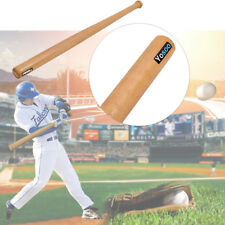Holz Baseballschläger Baseball Bat Natur Softballschläger 32 Zoll 81cm GS-09 DHL