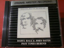 "MFSL MFCD 879 DARY HALL & JOHN OATES "" PAST TIMES ""(MFSL COMPACT DISC/NEW=MINT)"