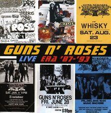 Guns N' Roses - Live Era 87-93 [New CD] Explicit