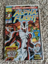 Alpha Fight-Vol. 2, No.1-Signed and certificate of authenticity