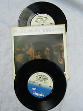 FUN BOY THREE OUR LIPS ARE SEALED double 45's gatefold EX+....... 45rpm / pop
