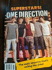 One Direction Superstars Magazine Louis, Harry, Liam Zayn, Niall NEW