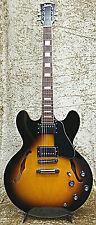 Burny SRSA65 BS Sunburst Electric Guitar