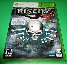 Risen 2: Dark Waters Microsoft Xbox 360 *Factory Sealed! *Free Shipping!