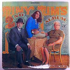 """TINY TIM 2nd Album 12"""" 33RPM LP Classic Rock Reprise 2 Color Lbl 1st Press VG+"""