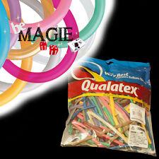 100 Ballons Qualatex ENTERTAINER 260Q - Magie - sac sculpture artiste