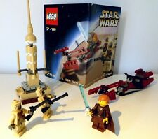 LEGO STAR WARS TUSKEN RAIDER ENCOUNTER 7113 ANAKIN 100% COMPLETE GUARANTEE