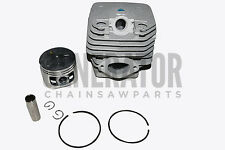 """Rings Piston Kit Cylinder Motor Parts For Bluemax 53543 Chainsaws 52cc 20"""" Inch"""