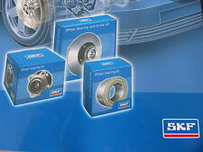 SKF Wheel Bearing Ford Focus II and C-Max - 2 Set VKBA3661 for Rear