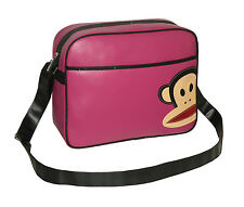 Paul FRANK-GLITTER CABINA / Scuola / College / Sport Shoulder Bag-dark rosa / viola
