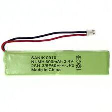 iDect X3 X3i Cordless Phone Battery 2.4v 600mah NiMH Sanik GB218522