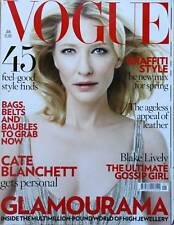 Vogue - 2009 January - Cate Blanchett - Bailey
